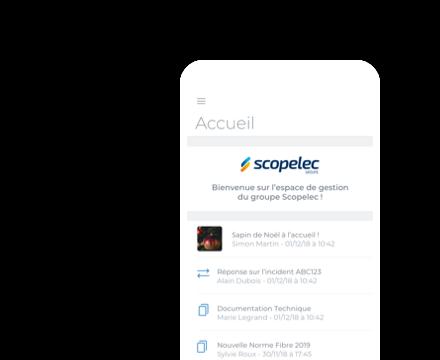 Aperçu Scopelec - We&You