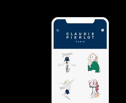 Aperçu Claudie Pierlot