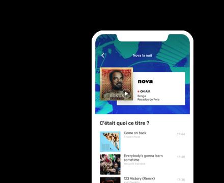 Aperçu Radio Nova